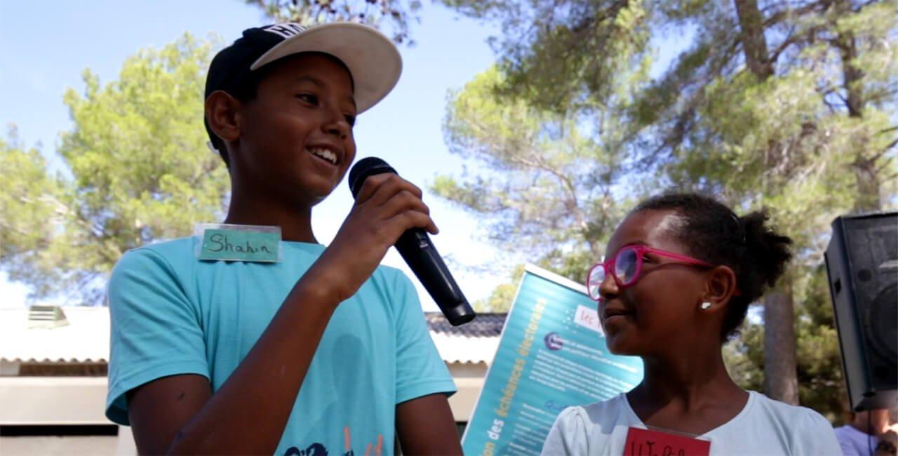 Citoyenneté Expression des enfants sur leurs droits