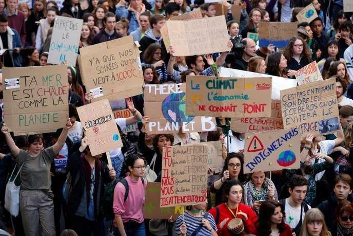 Les jeunes mobilisés pour le climat : ce qu'en pensent les Francas !